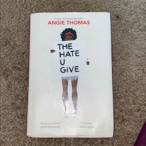 Other - The Hate U Give Book
